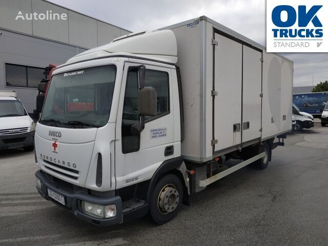 IVECO ML90E18 refrigerated truck