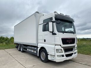 MAN TGX 26.540 6x2 Carrier Supra refrigerated truck