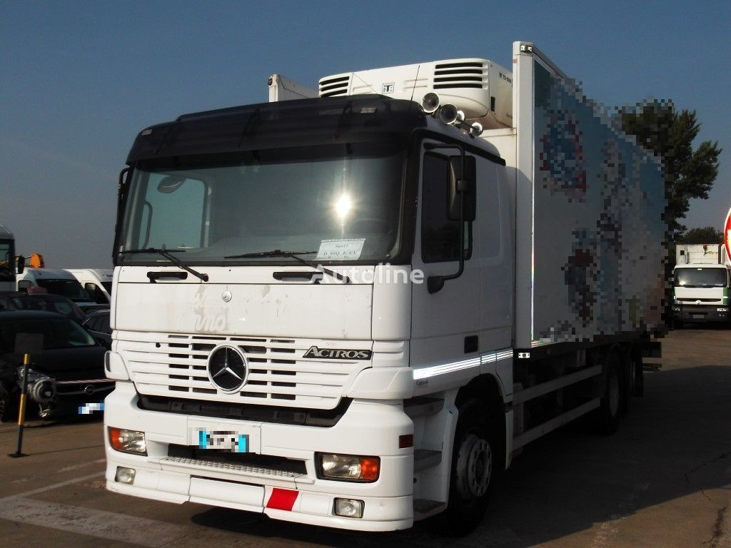 MERCEDES-BENZ 1843 ACTROS TRE ASSI refrigerated truck
