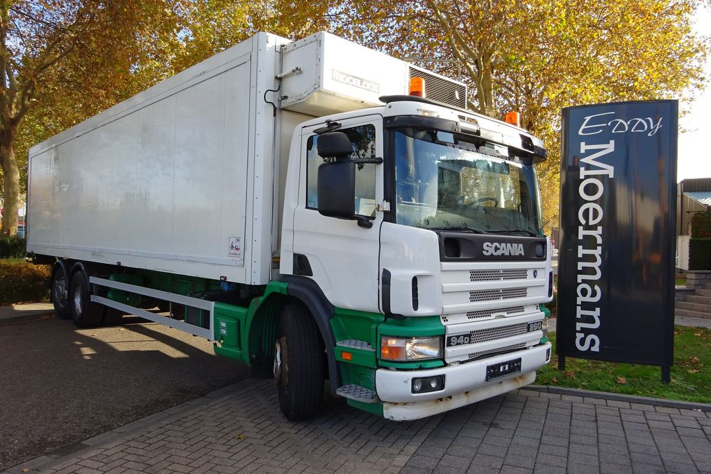 SCANIA P 94D 260 6x2*4 refrigerated truck
