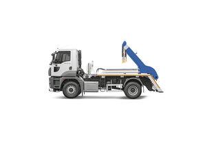 new HİDRO-MAK skip loader truck