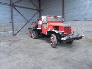 GMC CCKW 353 6X6 tanker truck