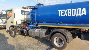 new JAC Автоцистерна для технической воды АЦ-4 tanker truck