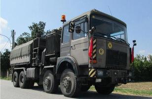 MAN OAF 34.440 tilt truck