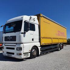 MAN TGA 26.350 tilt truck