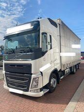 VOLVO fh 13 460euro6 tilt truck + tilt trailer