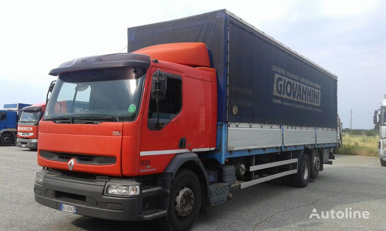 RENAULT PREMIUM 300 tilt truck