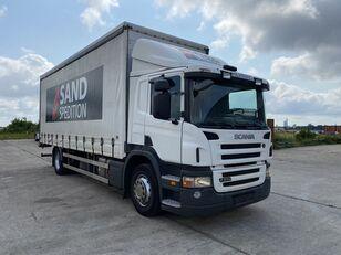 SCANIA P270 4x2   tilt truck