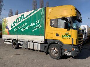 SCANIA R164 tilt truck