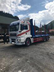 MAN TGA 26.480 timber truck