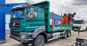 new TATRA Phoenix  timber truck