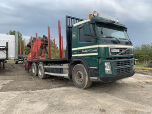 VOLVO FM 480 timber truck