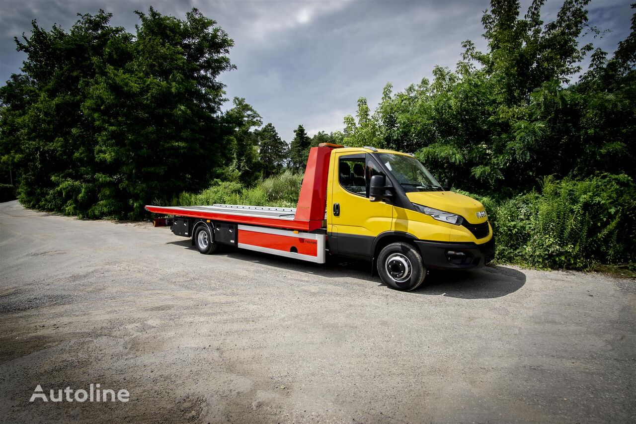new IVECO 70C18P ready on the stock!!! tow truck