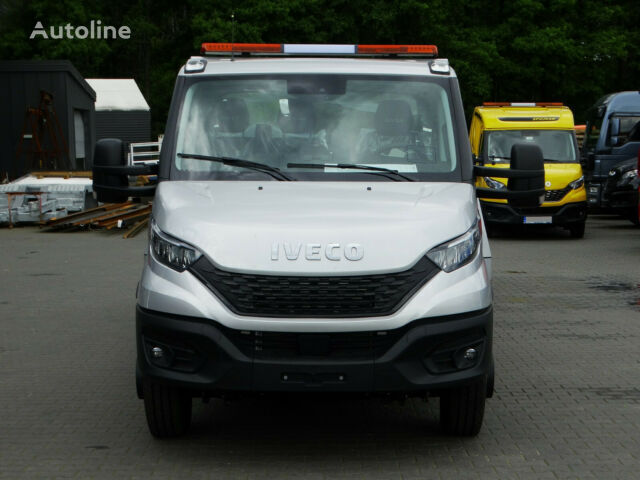 new IVECO Daíly 72C18/ 6,1m Schiebeplateaue, LED, SOFORT tow truck