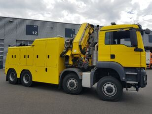 new MAN TGS  tow truck