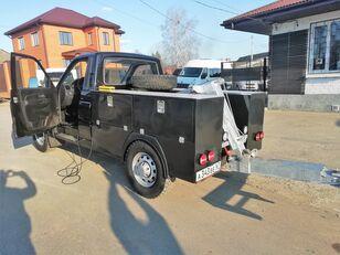 UAZ Карго tow truck