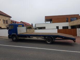MAN 14.163 tow truck