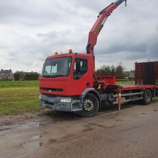 RENAULT PREMIUM 260 4x2 EURO 2 RECOVERY VEHICULE MANUAL  GEARBOX tow truck