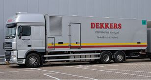 DAF Day-old Chick Vehicle transport of poultry