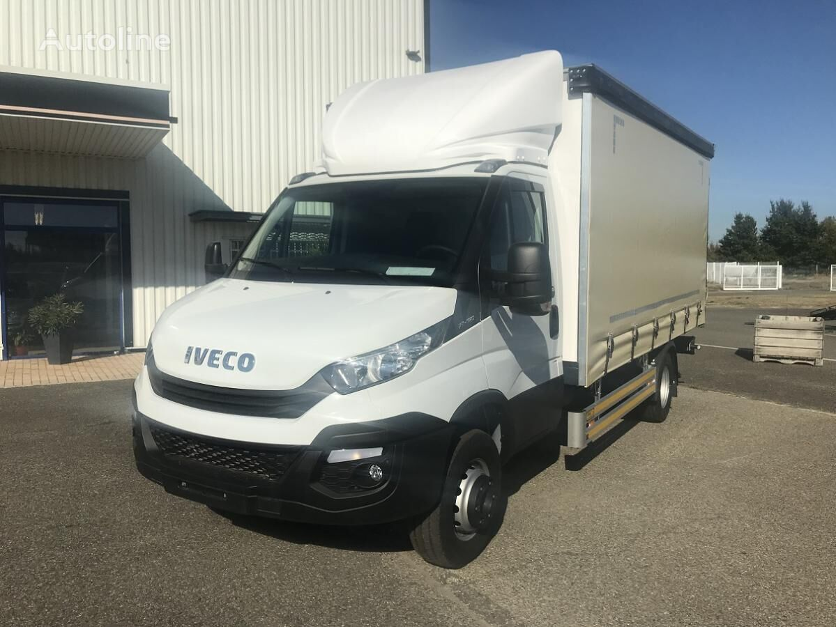 IVECO Daily 70C18 truck curtainsider