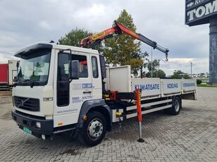 VOLVO FL220.12 / PK 7000A / NL brief vending truck