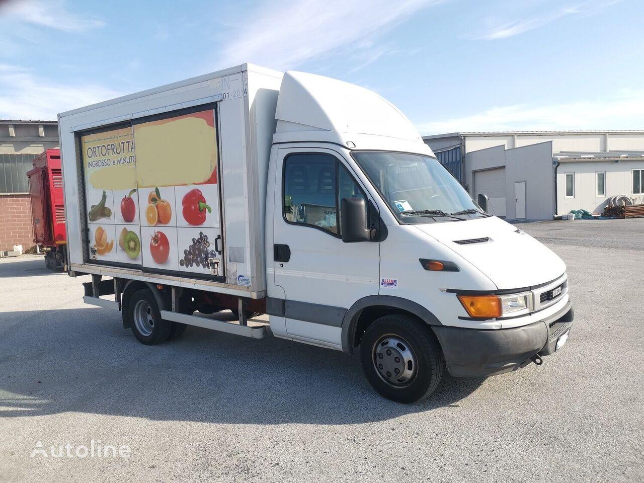 IVECO DAILY 50C15 Coibentato (Mercato) vending truck