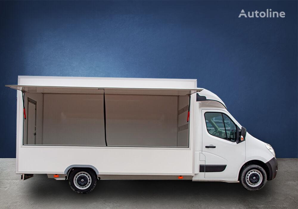 new OPEL Movano Imbiss, Verkaufmobil, Food Truck vending truck