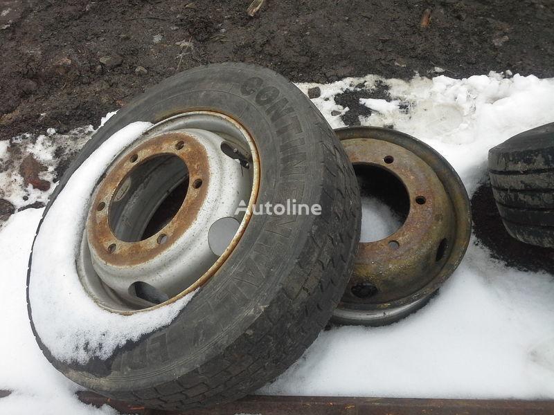 MAN L2000 M2000 TGL TGA TGS TGM F 2000 R17.5 R19.5. truck wheel rim