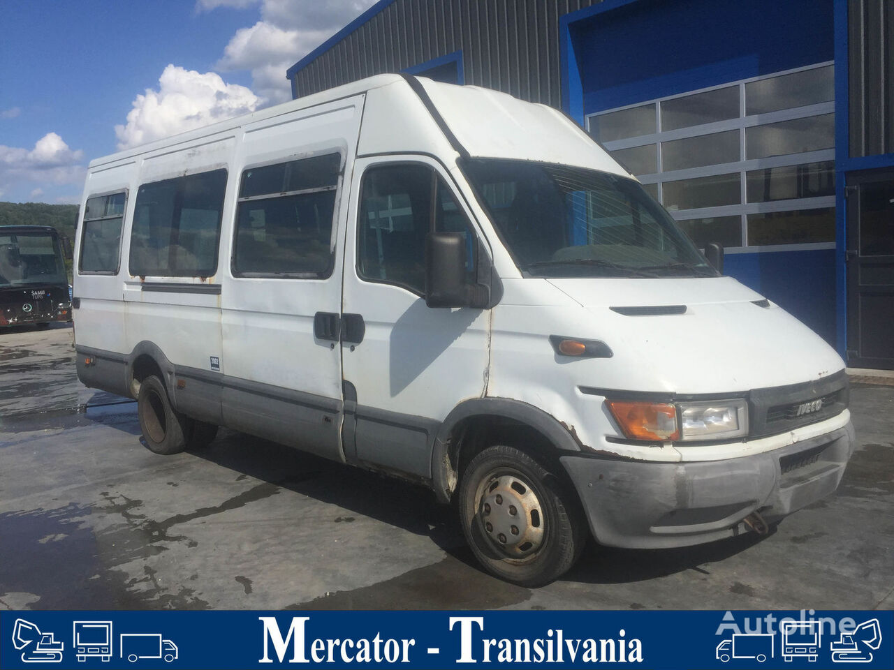 IVECO Daily 35C11V   * Schaltgetriebe* /Sale parts passenger van for parts