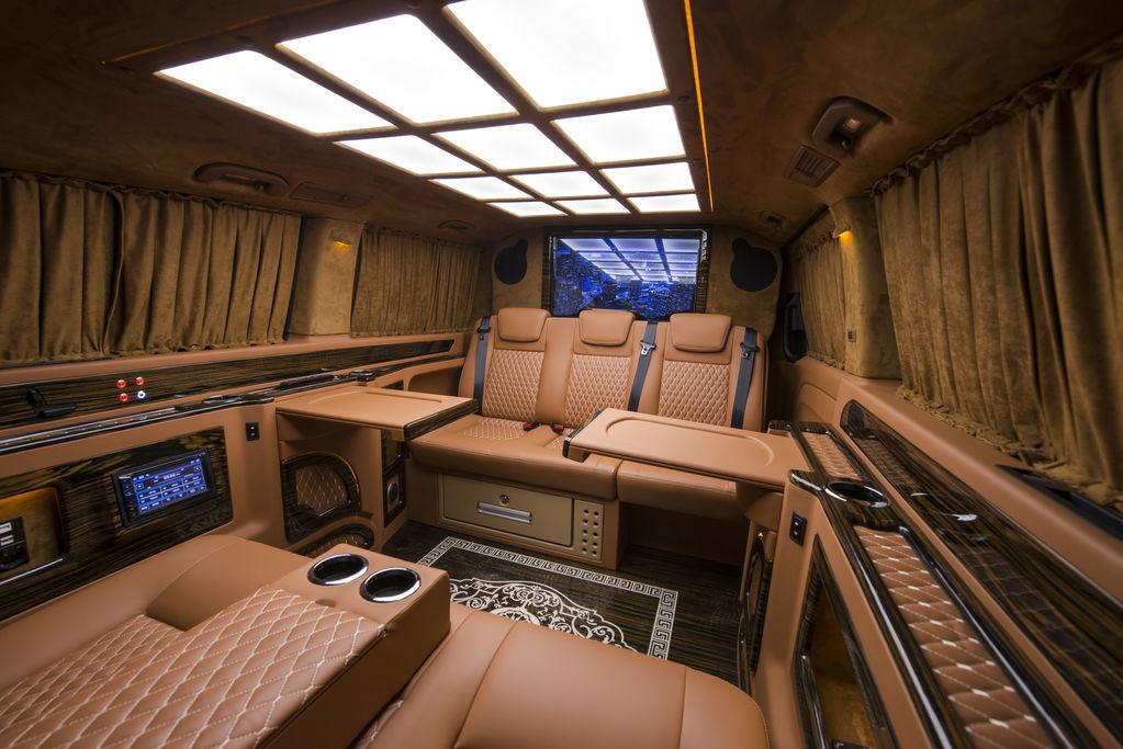 new MERCEDES-BENZ 114 Automatic Doktor VIP Exculitive Vip Design  passenger van