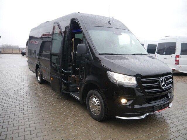 new MERCEDES-BENZ Mercedes-Benz Sprinter 519CDI NEWMODEL,6,1to.GG,XXXL 23+1  passenger van