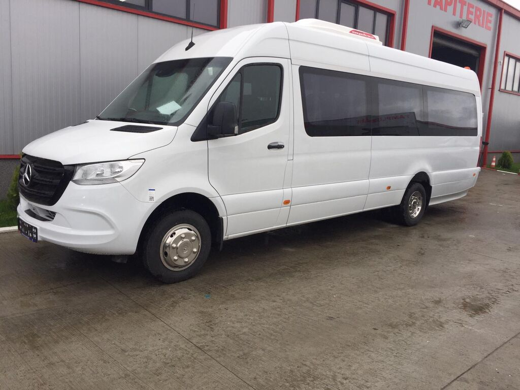 new MERCEDES-BENZ Sprinter IDILIS 519,  *COC*  prolonged with 50cm fiber/steel, ST passenger van